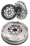 DUAL MASS FLYWHEEL DMF & COMPLETE CLUTCH KIT BMW 3 SERIES 318 CI 230MM